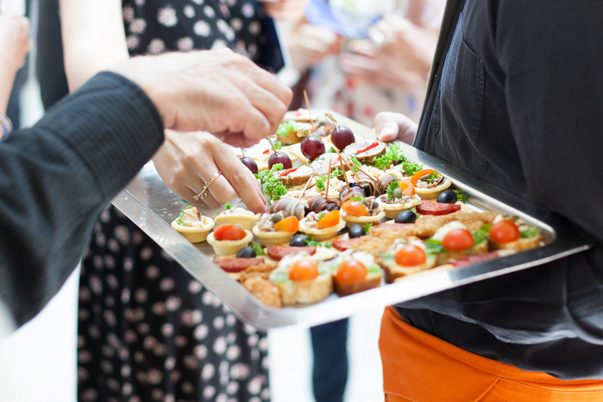 meetings hors d'oeuvres